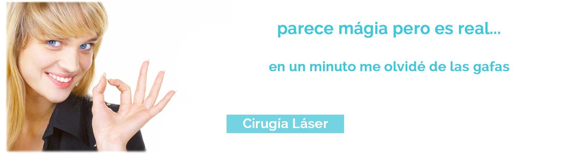 Cirugía Láser Sevilla