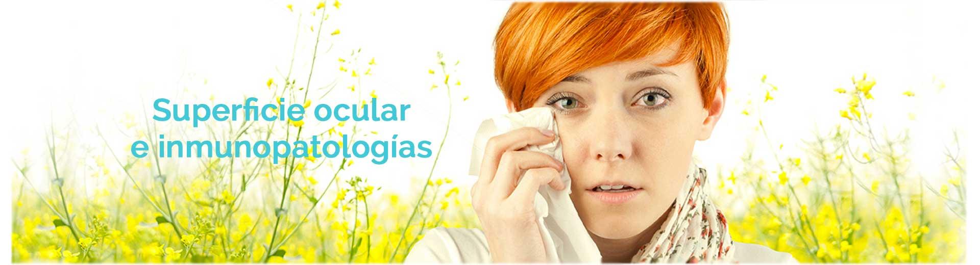 inmunopatología ocular