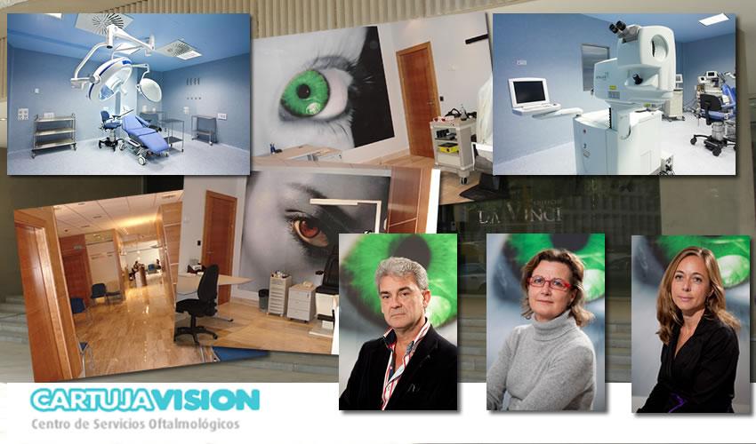 cartuja vision clinica oftalmologica